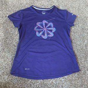 Women's Nike Running Shirt Great Condition DriFit